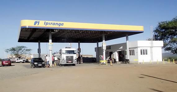 Mais um assalto foi registrado em Taperoá dessa vez foi o posto de combustível.
