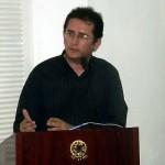 Secretário Municipal de Saúde faz prestação de contas da sua pasta na Câmara Municipal de Taperoá.