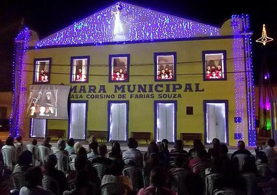 """A Câmara Municipal de Taperoá convida a todos os Taperoaenses para participar da apresentação do """"Coral de Natal"""""""