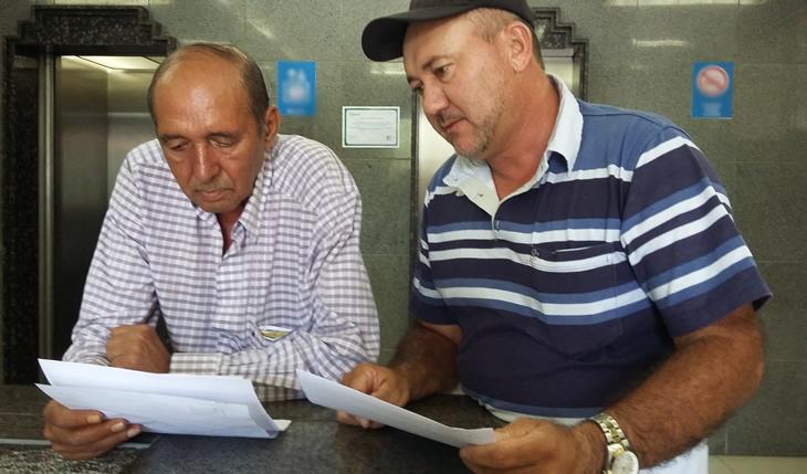 Vereador acompanha preparativos para a Construção da Agencia do INSS em Taperoá