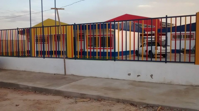 Nova Creche Municipal será inaugurada nesta sexta-feira (27)