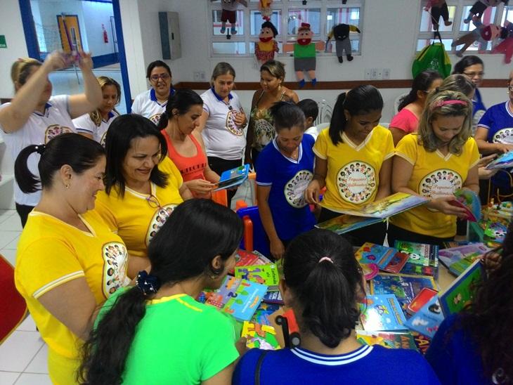 Taperoá: Creche Municipal recebe materiais pedagógicos e brinquedos