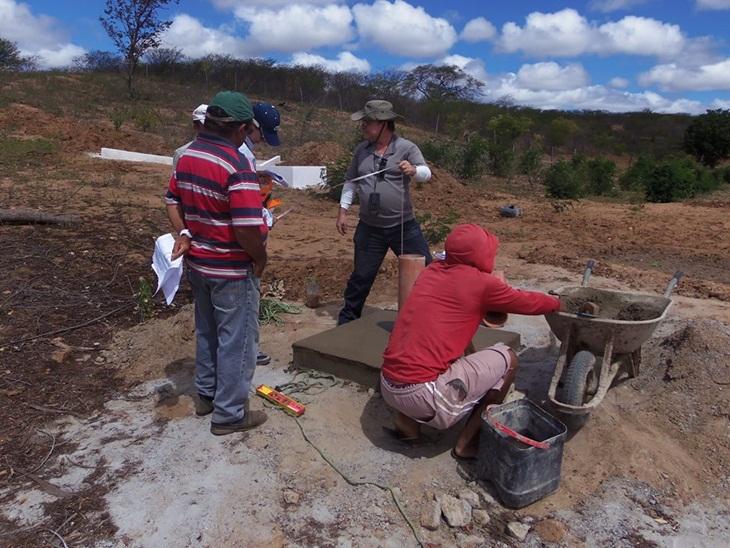 Ações da secretaria de agricultura taperoaense beneficiam moradores do sítio Juá