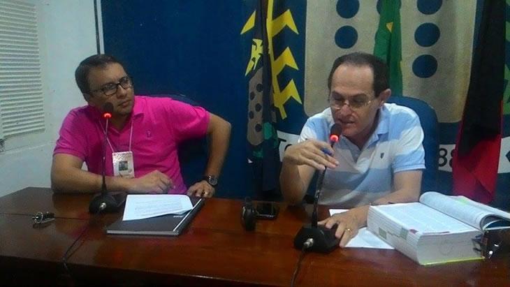 Vereador de taperoá diz que aumento no número de vagas, não altera despesa da câmara
