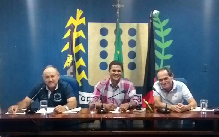Projeto de Lei aprovado dá nome à nova escola em Taperoá