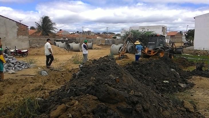 Ação de mobilidade urbana no bairro São José é iniciada