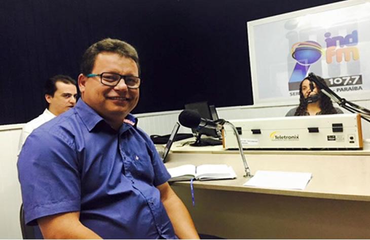Prefeito de Taperoá, Jurandi Gouveia, se torna liderança regional.