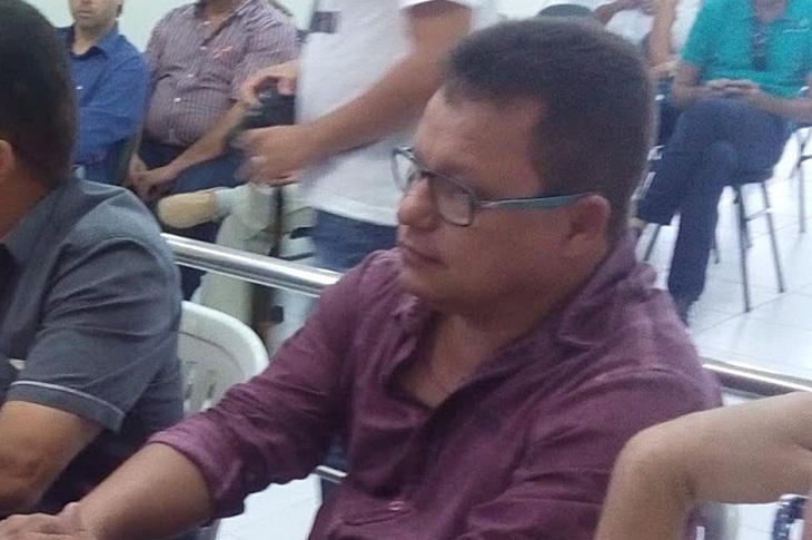 """Prefeito de Taperoá participa de reunião """"Novo Pacto do Cariri"""" na cidade de sumé"""