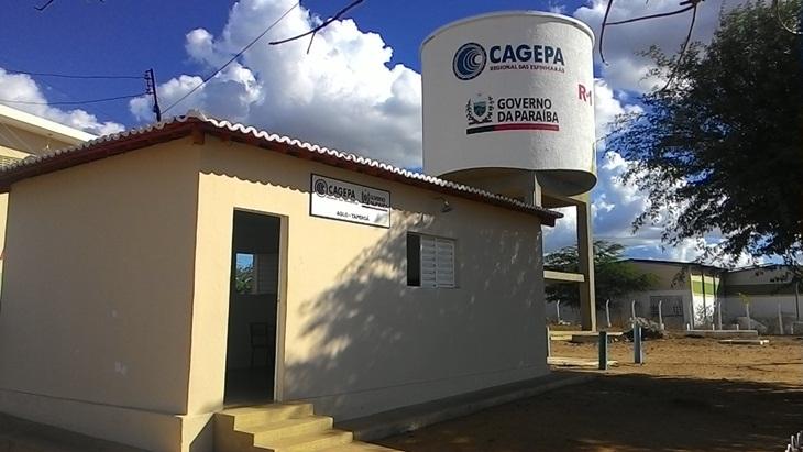 Taperoá: Gerente da Cagepa faz alerta a população para não desperdiçar água.