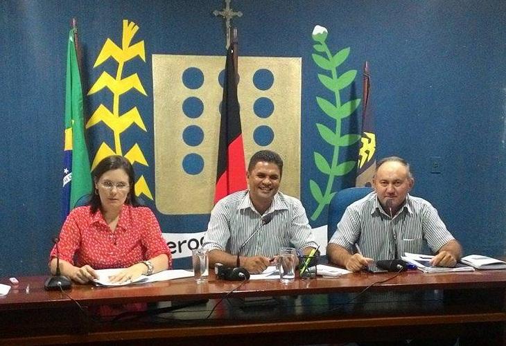 Vereadores aprovam requerimento solicitando melhorias no distrito dos mecânicos em Taperoá