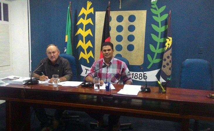 Câmara Municipal de Taperoá aprova requerimentos e Projetos de Lei para benefício da população