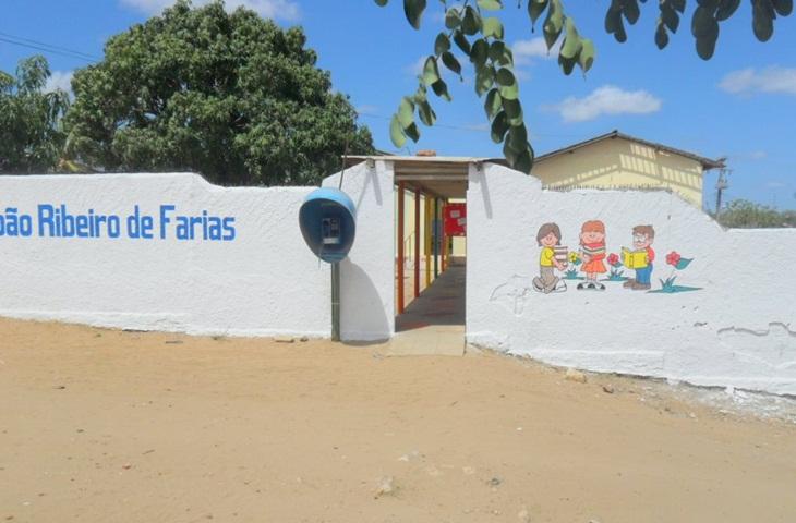 Nota de esclarecimento:  Escola Estadual de Ensino Fundamental João Ribeiro de Farias