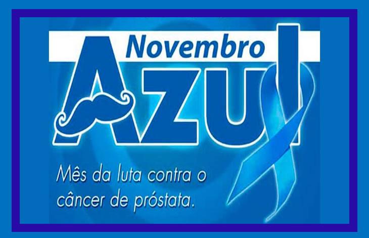 """Prefeitura dá início à campanha """"Novembro azul"""""""