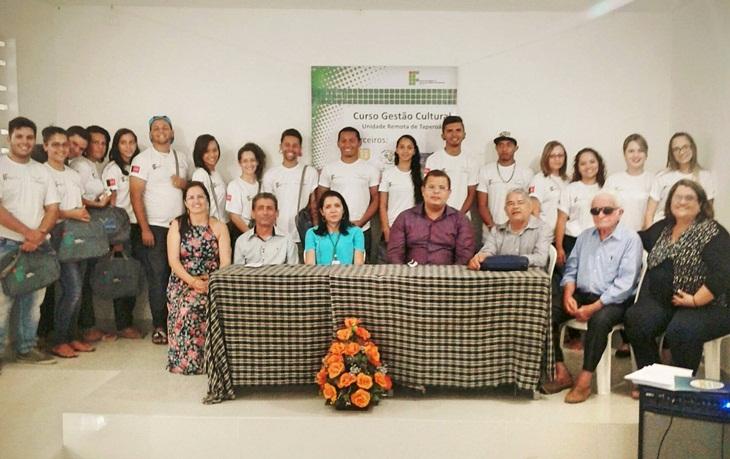 IFPB instala curso em Taperoá