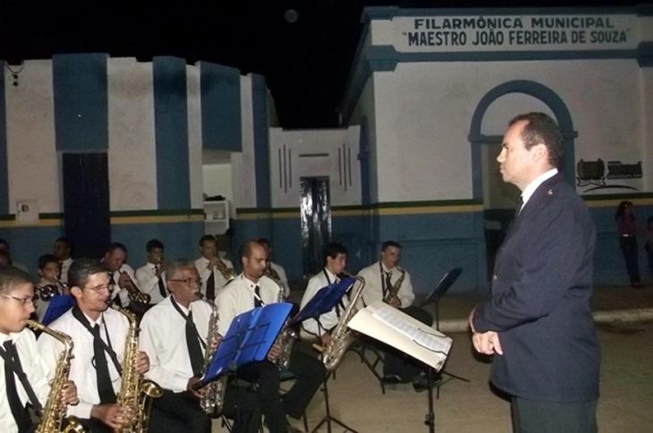 """Retreta da Banda de Música Municipal """"Maestro João Ferreira de Sousa"""""""