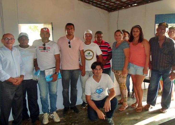 Agricultores de Taperoá começam a receber o Garantia Safra