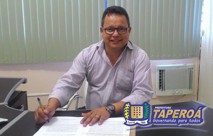 Prefeito de Taperoá emite mensagem em homenagem ao Dia do Trabalho
