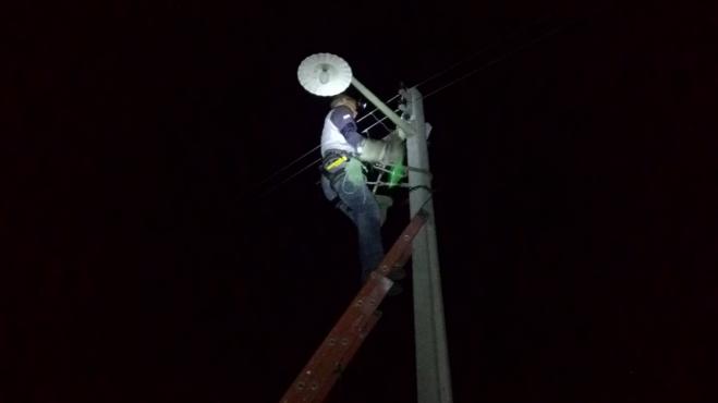 Prefeitura de Taperoá investe na melhoria da Iluminação Pública