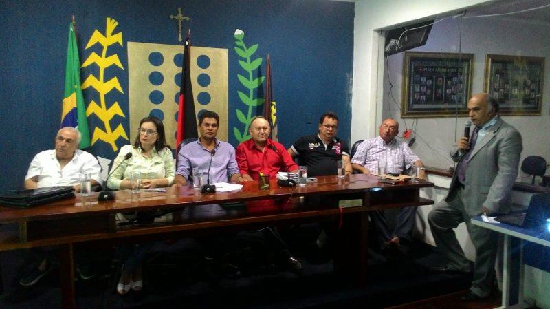 Câmara de Taperoá promove debate sobre energia renovável