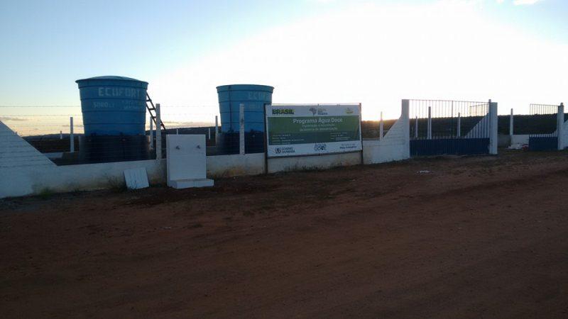 Prefeito Jurandi Gouveia, convida toda população para inauguração dos sistemas de abastecimento potável com dessalinizadores do programa Água Doce.