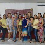 Escolas Municipais realizam Momento Junino para os professores.