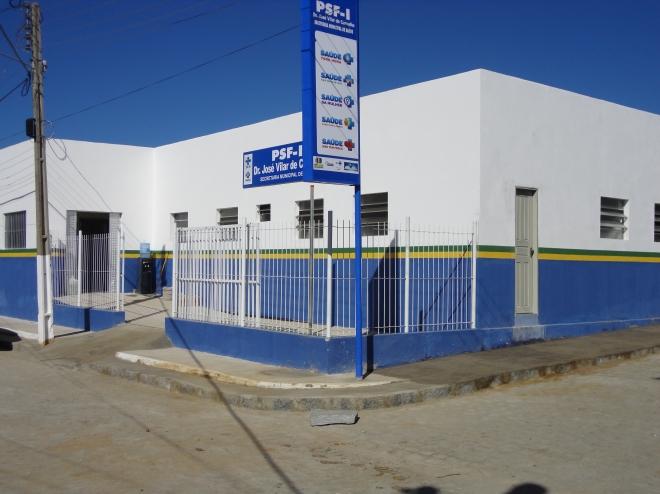Taperoá: Prefeitura entregará nova UBS no Bairro São José