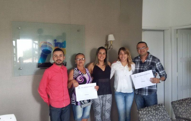 Sorteio define ordem das entrevistas com candidatos a prefeito de Taperoá
