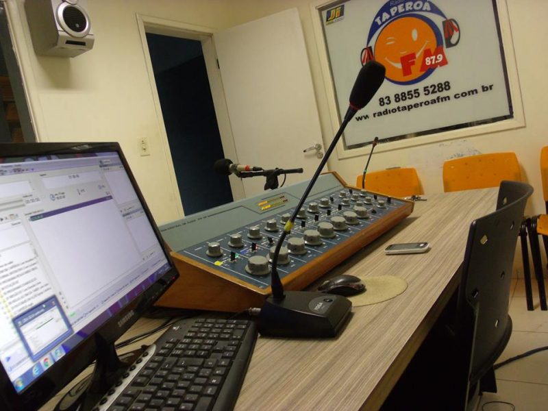 A rádio Taperoá FM fara entrevista com candidatos a prefeitos e vereadores