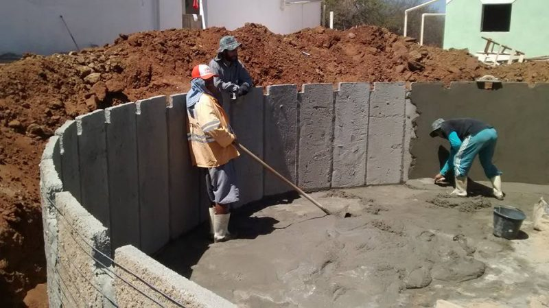 Programa Cisternas nas Escolas chega à zona rural de Taperoá