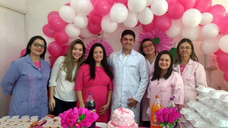 "Secretaria municipal de saúde realizou a semana intensiva do ""outubro rosa"""