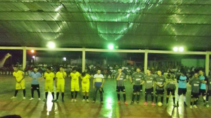 Equipe dos Marotos da cidade de Juazeirinho é campeão da 3ª Copa Regional de Taperoá