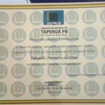 Câmara Municipal envia titulo de cidadão Taperoaense para residências de homenageados e gera polêmica.