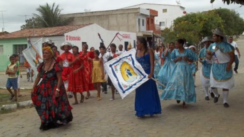 Praça Pedro Delmiro: Homenagem aos 119 anos das Cambindas Novas de Taperoá