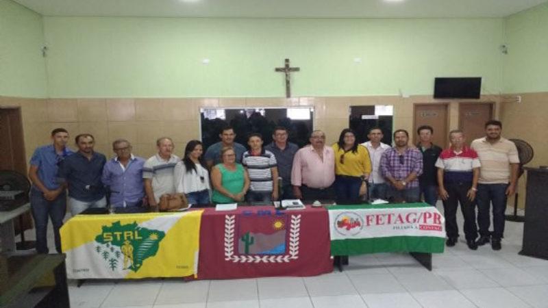 Vereadores de Taperoá participaram de Audiência Pública na cidade de Livramento