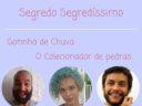 """Programação Cultural da Campanha Faça Bonito: Grupo de Teatro """"3 em 1"""", em Taperoá, dia 26 de Maio"""