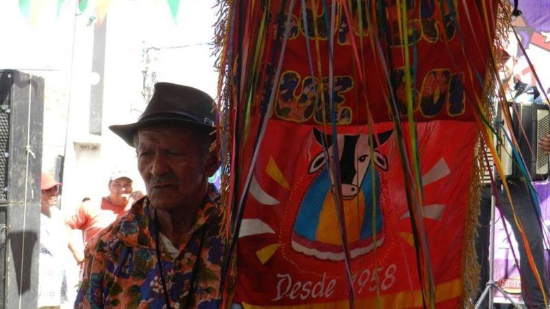 Mestre de Cultura Popular de Taperoá, Antonio de Souza Salviano