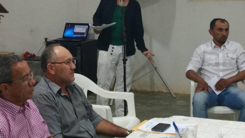 O Sociólogo George Vilar retorna a Câmara Municipal de Taperoá nesta sexta 17/11/17