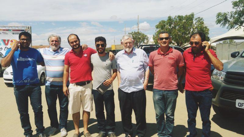 Deputado Federal Luiz Couto visita Taperoá e suas potencialidades
