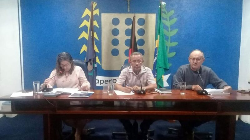 Câmara de Taperoá realizou 7º sessão solene