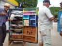 ONG Os Sertões distribui livros nos Pontos de Leitura (Gelotecas)