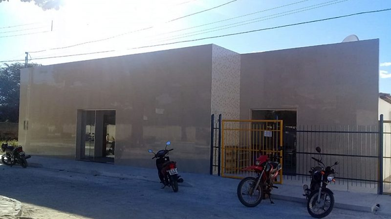 Secretaria Municipal de Saúde de Taperoá passa a atender em novo prédio