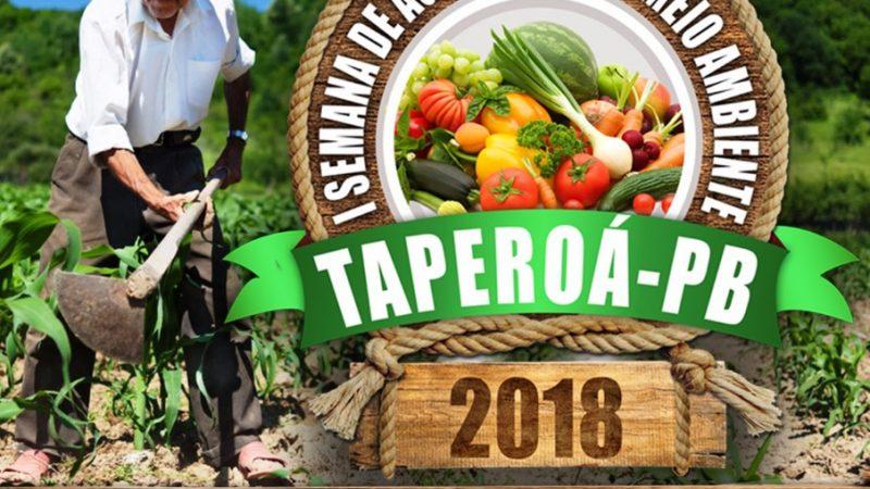 I Semana de Agricultura e Meio Ambiente