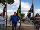 Desfile cívico marca Dia da Independência do Brasil em Taperoá