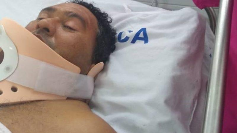 A Secretaria de saúde de Taperoá está verificando a possibilidade de transferência do Taperoaense que sofreu acidente na Bahia